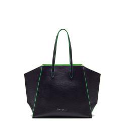 GEMMA L - Black/green